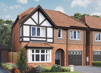 Thumbnail 4 bed detached house for sale in Liverpool Road, Chester