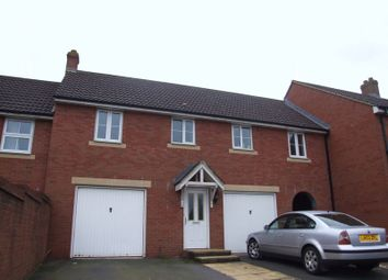 Thumbnail 2 bedroom flat to rent in Merevale Way, Yeovil