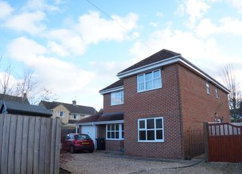 Thumbnail 4 bed detached house for sale in Dewberry Close, Swindon