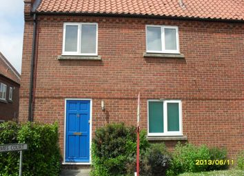 Thumbnail 1 bed flat to rent in High Street, Cottenham, Cambridge