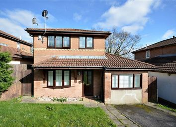 Thumbnail 3 bed detached house to rent in Oaklands View, Greenmeadow, Cwmbran