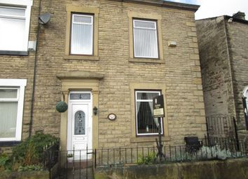 Thumbnail 3 bed terraced house for sale in Dunwood Park Courts, Milnrow Road, Shaw, Oldham