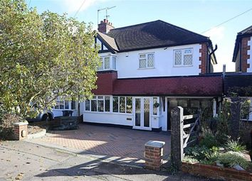 Thumbnail 4 bed end terrace house for sale in Rous Road, Buckhurst Hill