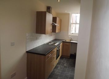 Thumbnail 1 bed flat to rent in Flat 2, 17 Northgate Street, Ilkeston
