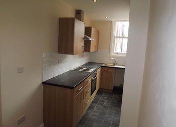 Thumbnail 1 bedroom flat to rent in Flat 2, 17 Northgate Street, Ilkeston