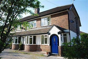 Thumbnail 2 bedroom flat to rent in Whitchurch Road, Great Bougthon, Cheshire