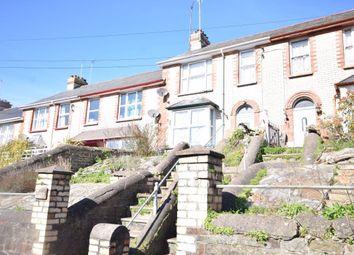 Thumbnail 3 bedroom property to rent in Fort Terrace, Bideford, Devon