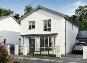 "Thumbnail 4 bedroom link-detached house for sale in ""Salviati"" at Granville Road, Lansdown, Bath, Somerset, Bath"