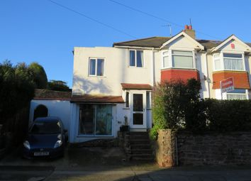 Thumbnail 5 bedroom terraced house for sale in Lower Polsham Road, Paignton