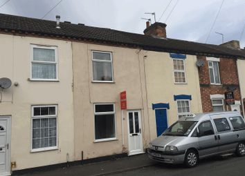 Thumbnail 3 bed terraced house for sale in King Street, Burton-On-Trent