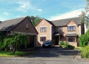 Thumbnail 4 bed detached house for sale in Wadham Close, Wellington Telford