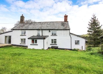 Thumbnail 3 bed detached house for sale in West Anstey, South Molton