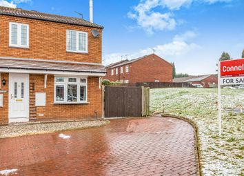 Thumbnail 3 bedroom end terrace house for sale in Finchley Close, Dudley