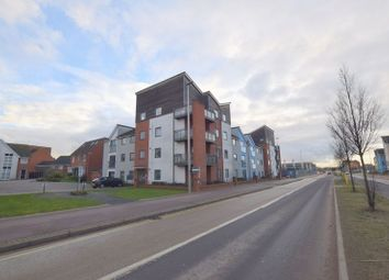 Thumbnail 2 bed flat for sale in Somerset Walk, Broughton, Milton Keynes