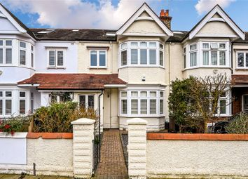 Netheravon Road, Chiswick, London W4. 4 bed terraced house for sale