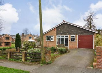 Thumbnail 3 bed detached bungalow for sale in Sycamore Hill, Cannock Wood, Rugeley