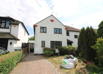 Thumbnail 3 bedroom semi-detached house for sale in Shoebury Road, Southend-On-Sea