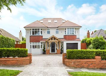 Thumbnail 5 bed detached house for sale in Great Tattenhams, Epsom, Surrey