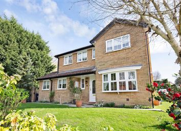 Thumbnail 4 bed detached house for sale in The Oaks, Haywards Heath, West Sussex