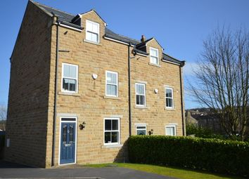 Thumbnail 3 bedroom semi-detached house for sale in Nether Dale, Denby Dale, Huddersfield