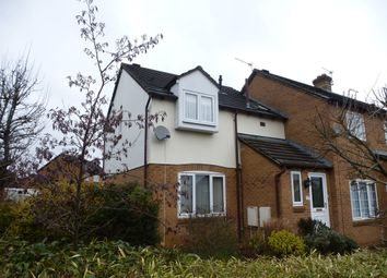 Thumbnail 3 bed end terrace house for sale in Warwick Close, Chippenham