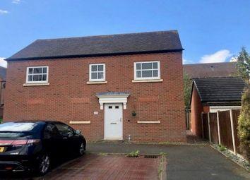 Thumbnail 2 bed flat to rent in Maddocke Walk, Lichfield