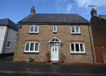 3 bed detached house for sale in Nonesuch Close, Dorchester DT1