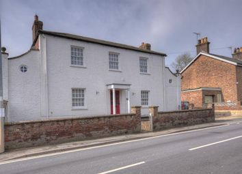 Thumbnail 3 bed detached house for sale in Front Street, Langtoft, Driffield