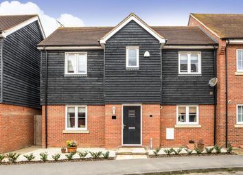 Thumbnail 3 bedroom end terrace house for sale in Aylesbury, Buckinghamshire