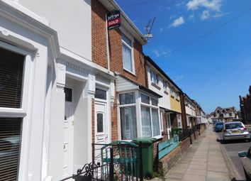 Thumbnail 4 bedroom terraced house to rent in Penhale Road, Portsmouth