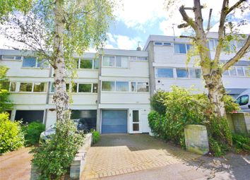 Thumbnail 4 bed terraced house for sale in Cameron Close, Warley, Brentwood, Essex