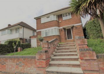 Thumbnail 4 bed detached house to rent in East Hill, Wembley