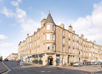 Thumbnail 2 bed flat to rent in Harrison Gardens, Shandon, Edinburgh