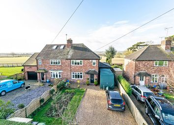 Thumbnail 3 bed semi-detached house for sale in Aston Lane, Aston, Runcorn