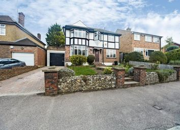 Thumbnail 4 bed detached house for sale in Old Lodge Lane, Purley
