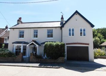 Thumbnail 4 bed detached house for sale in Highland Grove, Billericay