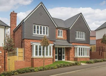 """Thumbnail 5 bed property for sale in """"The Marlow"""" at Cypress Road, Rugby"""