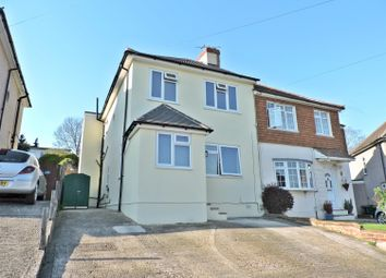 Thumbnail 3 bed semi-detached house for sale in Oakfield Park Road, Dartford