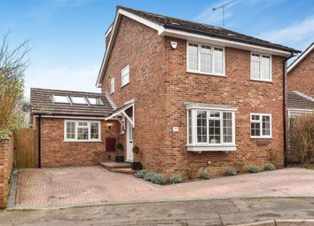 Thumbnail 4 bedroom detached house for sale in Bissley Drive, Maidenhead