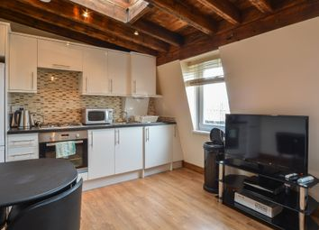 Thumbnail 1 bedroom flat to rent in Stoke Newington High Street, London
