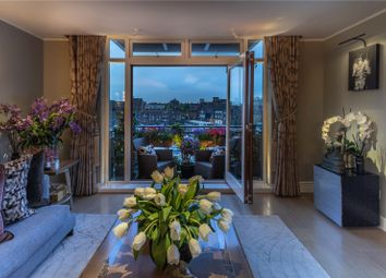 Thumbnail 2 bed flat for sale in Merganser Court, Star Place, London