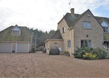 Thumbnail 4 bed detached house for sale in Besselsleigh, Abingdon