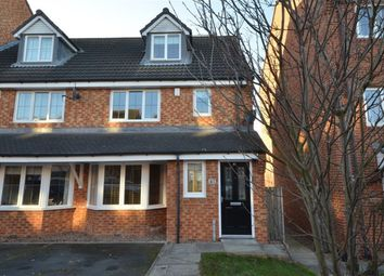 Thumbnail 3 bed terraced house to rent in Deans Court, Pontefract