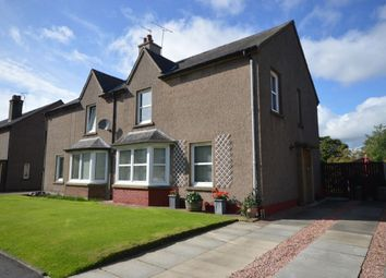 Thumbnail 4 bed semi-detached house for sale in Orchard Road, Bridge Of Allan, Stirling