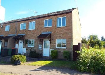 Thumbnail 2 bed end terrace house for sale in Meadway, Leighton Buzzard, Bedfordshire