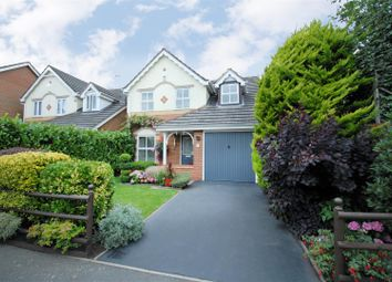Thumbnail 3 bed detached house for sale in Gervaise Close, Cippenham, Slough