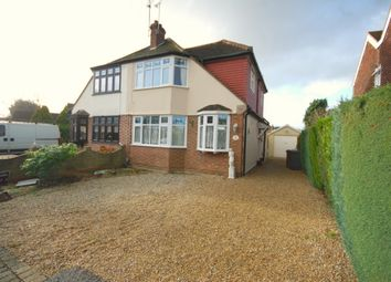 Thumbnail 3 bed semi-detached house for sale in Baddow Place Avenue, Great Baddow, Chelmsford