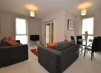 Thumbnail 2 bed flat for sale in Plot 97 Fir Court, Locking Parklands, Locking