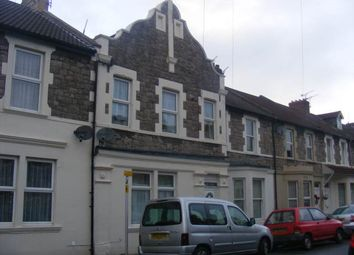 Thumbnail 1 bed flat to rent in Glebe Road, Weston-Super-Mare, North Somerset