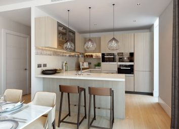 Thumbnail 1 bed flat for sale in Bowden House, Prince Of Wales Drive, Wandsworth